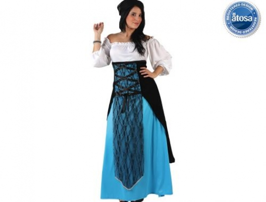 Disfraz de mujer medieval car interior design - La casa de los disfraces sevilla montesierra ...