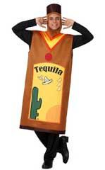 Disfraz Botella de Tequila